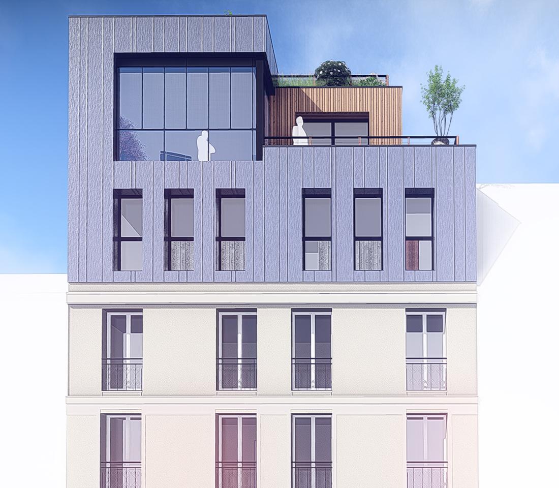 Atelier D Architecture Jahel